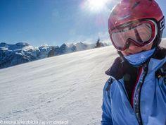 Tym razem naszą rodzinę zawiało do doliny słońca – Val di Sole. Narty… rodzinnie. Krzyś zaczynał przygodę narciarską w wieku 2,5 lat. Wtedy pierwszy raz stanął na prawdziwych nartach i zjeżdżał z tatą między nogami....