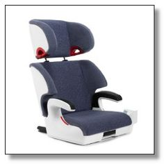 Clek Oobr Booster Car Seat review: http://www.carseattree.com/clek-oobr-review/