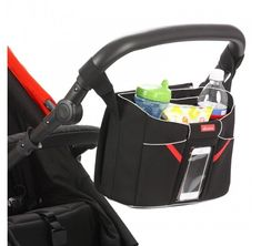 diono Buggy Tech Station Baby Changing Bag Pram Storage Organizer Phone Holder for sale online Christina El Moussa, Baby Changing Bags, Baby Baskets, Kid Swag, Celebrity Babies, Phone Holder, Storage Organization, Baby Car Seats, Baby Strollers