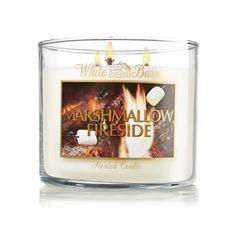 'Marshmallow Fireside' Candle - Bath & Body Works