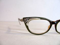Vintage cateye glasses by dirtybirdiesvintage on Etsy, $45.00