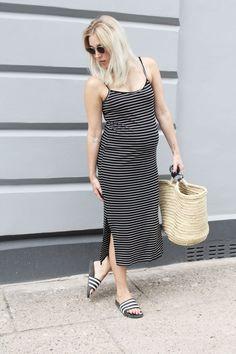 Stripes, Streifen, Pregnancy. Maternity, Preggo, Style, Mom, Schwangerschaft…