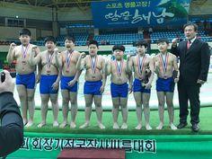 장흥관산초등학교 씨름부,  제 47회 회장기 전국씨름대회