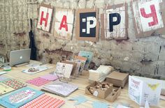 Blogpost by @origamizoo: Happy makers blog @ Flavourites Live 2014  #FlavLive #Papieratelier