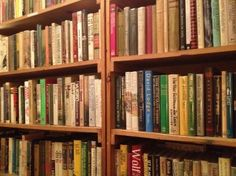 NYC's Hidden Gem: The Speakeasy Bookstore