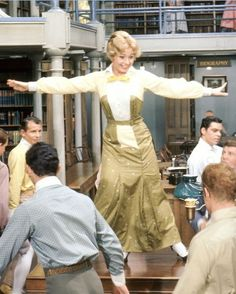 The Music Man - hope that'll be me one day!  Pinning for motivation. :)