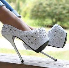 Women's Heels,Sexy Heels,High Heels Pumps,6 Inch Heels,High Heels Shoes,Heels and Pumps,Platform Heels,Stiletto Heel,Fashion Heels,6 Inch Hi...