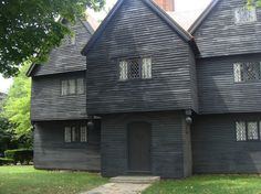 The Witch House/Corwin House, Salem: See 404 reviews, articles, and 117 photos of The Witch House/Corwin House, ranked No.20 on TripAdvisor among 68 attractions in Salem.