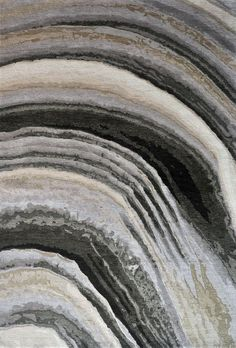 """""""Oka"""", part of the Geode Rug Collection at Lindstrom Rugs. Contemporary, custom area rugs for luxury residential and commercial interior design.:"""