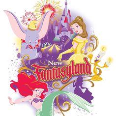 *m  New Fantasyland