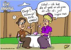 die lewe is 'n kaaskrul Afrikaans, Make Me Smile, Therapy, Language, Family Guy, Jokes, Lol, Comics, Fictional Characters