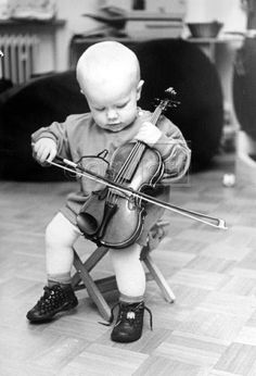 "The Violinist | ""A violin should be played with love, or not at all."" ~ Joseph Wechsberg"