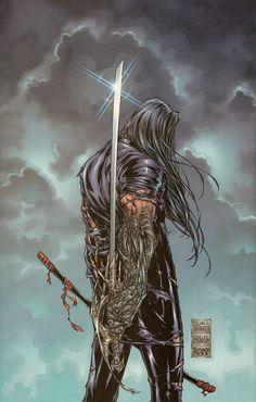 Witchblade #21//Michael Turner/T/ Comic Art Community GALLERY OF COMIC ART
