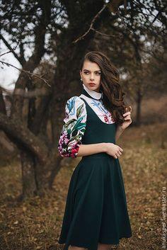 """Платья ручной работы. Платье """" Татьянин сон"""". Ану Каспер. Интернет-магазин Ярмарка Мастеров. Платье летнее"""