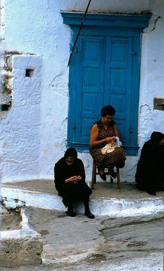 ... in Heraklion, Crete island