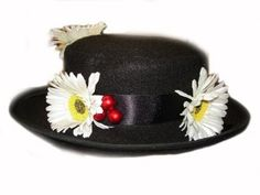 Mary Poppins' Hat. So gorgeous,I would wear this.