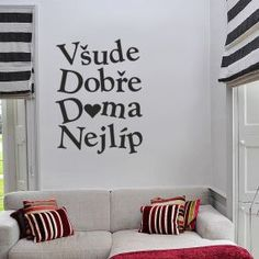 Všude dobře, doma nejlíp ! Home Decor, Calligraphy, Christmas, Xmas, Decoration Home, Lettering, Room Decor, Navidad, Noel