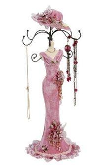 Amazon.co.uk: mannequin jewellery stand: Jewellery