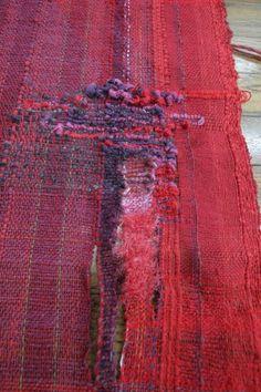 IMG_1372 Loom Weaving, Hand Weaving, Textile Design, Textile Art, Loom Knitting, Fabric Art, Cross Stitch Embroidery, Fiber Art, Spinning