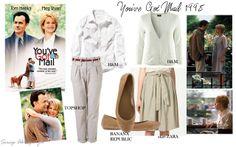 serapaktugstyle: You've got mail (Meg Ryan dress style)