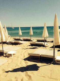 Cabane Bambou Club 55 plages Saint Tropez