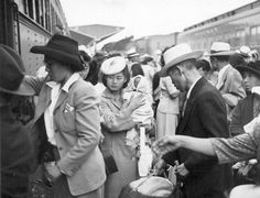 Roaring into Sacramento on Monday morning, July 30, 1945, a special train of seven cars brought some 450 Japanese American residents of California back to their homes after staying over three years at the Rohwer Center of the War Relocation Authority, in McGehee, Arkansas.