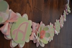 baby shower girl banners