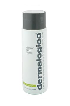 No. 14: Dermalogica mediBac Clearing Skin Wash, $33, 18 Best Face Cleansers