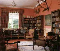 62 best Scottish country house interiors homes antiques Antique ...