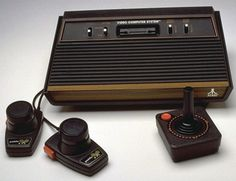 Atari! My fav game was Hide & Seek