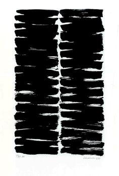 Jan Schoonhoven, Drawings, T 79-36, 1979 _