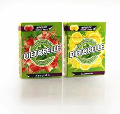 Packaging of the World: Creative Package Design Archive and Gallery: Dietorelle