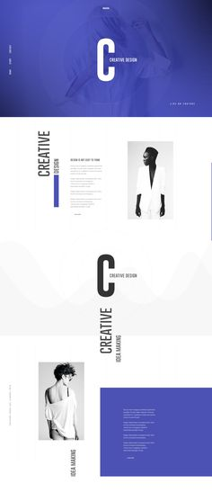 Creative Design Ui design concept landing page by Razz Das - Landing Pages - Create a landing pages with drag and drop. Easily make your landing page in 3 minutes. - Creative Design Ui design concept landing page by Razz Das Design Web, Design Page, Website Design, Pop Design, Website Layout, Landing Page Design, Web Layout, Layout Design, Creative Design