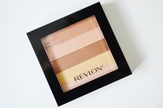 Revlon Highlighting Palette in Peach Glow A bronzer for the fairest complexions. I was surprised at how natural it looks!