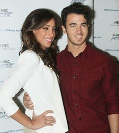 Kevin Jonas and Wife Danielle Confirm Baby News