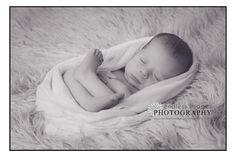 Sleeping newborn - newborn photography - baby photo - black and white portrait - Endless Images Photography Photo-Blog: {Baby E} Onalaska Wisconsin Baby Photographer