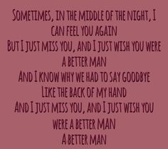 i still miss you country song