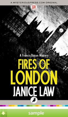 A killer takes refuge in the blacked-out streets of wartime London, upending the world of one of Britain's greatest painters in this chilling and captivating reimagining of the life of Francis Bacon... 'Fires of London' by Janice Law - Download a free ebook sample and give it a try! Don't forget to share it, too.