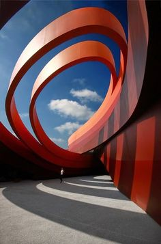 Design Museum Holon| More on: www.pinterest.com/AnkApin/abstract-piece-of-tecture
