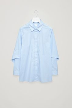 COS | Shirt with sculptural sleeves