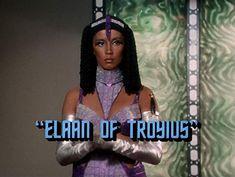 Elaan of Troyius Star Trek: The Original Series Star Trek Ii, Star Trek 1966, Star Wars, Star Trek Characters, Female Characters, France Nuyen, Sci Fi Tv Series, Star Trek Episodes, Star Trek Original Series