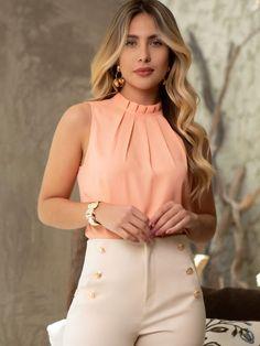 Fashion Wear, Fashion Dresses, Trendy Tops, Classy Dress, Personal Stylist, Business Women, Luxury Fashion, Clothes For Women, Tank Tops