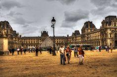 Louver Palace ... Paris, France