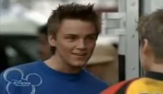 Riley as Dean Talon on Motocrossed