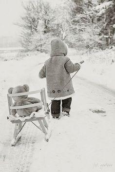 Winter walk.