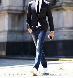 Love the mix of business and casual