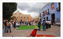 Huamantla Pueblo Magico  Tlaxcala