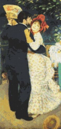 Country Dance Cross Stitch Pattern by Avalon Cross Stitch on Etsy