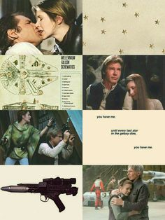 """assorted-aesthetics: """" Han and Leia Aesthetic """" Carrie Fisher Harrison Ford, Marriage And Family, Biblical Marriage, Han And Leia, Original Trilogy, Love Stars, Princess Leia, Star Wars Art, Great Movies"""
