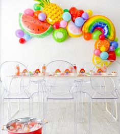 32 Best Rainbow Balloon ideas images in 2018 | Balloon ideas